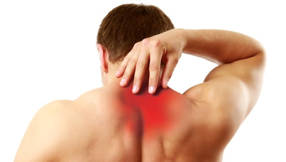 dolor de espalda alta