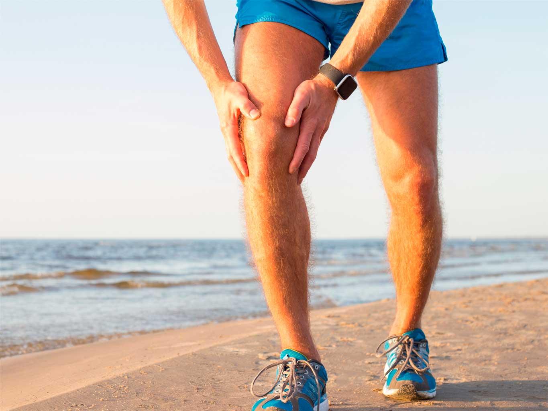 como quitar el dolor de rodilla rapido
