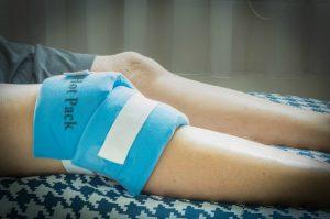 Torcedura de rodilla