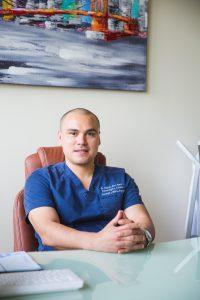 Dr. Alejandro Pérez Aguilar - Ortopedista